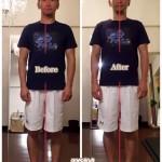「重心の位置バランスで更なるパワーが生みだせそうです」東京都 USPディレクター小藪宗博さん41歳【体幹トレーニング体験者の声】