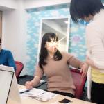 顔がのっぺりしていて凹凸がないのがお悩みの東京都 医療系  30代 Mさん