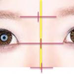 眉毛の中心軸が目の印象を決める【シンメトリーeye】