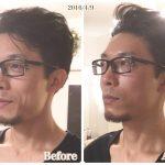 舌骨上筋群へのアプローチで細身のお顔もさらにガッツリスッキリ!(ポジショニングフォトグラファー Ryu Kodamaさん)