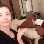 施術40回目のお客様 顔も体も全部してもらえるのが嬉しい(横浜 50代 女性 会社員 )