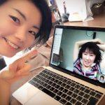 Skypeで個別セッション!身体のゆがみを整えたい!(宮城県 50代 Chiyoko様)