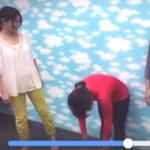 【動画】繰り返し練習で気がづく効果!壁ロールダウンで軸をつくる!