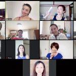 【シンメトリー美人®️流プチHITトレーニング】児山郁恵さんの感想